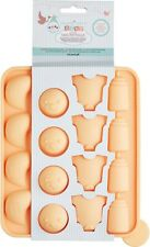 New Silicone 20 Hole Pop Cake Mould Non Stick Bake Baby Celebration Sweets