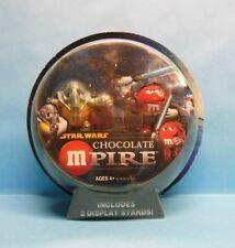 Star Wars M&M Chocolate M-Pire GENERAL GRIEVOUS & OBI-WAN KENOBI 2005