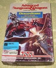 DRAGONSTRIKE - Advanced Dungeons & Dragons  GIOCO PER PC FLOPPY DISKS