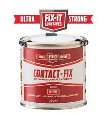250ml Heat Resistant Automotive Grade Contact Carpet Glue Adhesive AHT100