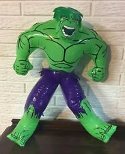 "Incredible Hulk 20"" Inflatable Figure - 2002 Marvel Comics - New in Package"