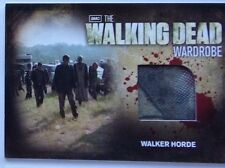 The Walking Dead season 2  wardrobe card