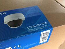 Linksys 1080p 3Mp dome IP camera - nightvision  Linksys  LCAD03VLNOD