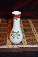 "WATERFORD China, Holiday Ribbons, Beautiful Christmas Bud Vase 6 1/4""x2 1/2"""