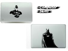 Laptop Notebook Computer Skin Sticker Decal Batman Superman NEW