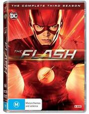 The FLASH : Season 3 : NEW DVD