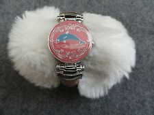 "Ladies Pretty ""Dolphin"" Quartz Watch"