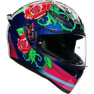 AGV K1 Salom Full Face Helmet Motorcycle Helmet Sport Racing Touring Spoiler