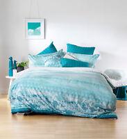 Bianca Tarquin Summer Design Doona|Duvet|Quilt Cover Set Turquoise