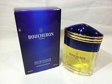 Boucheron Pour Homme For Men Uomo Profumo EDT Spray 30ml RARO Vintage 1° Ediz.