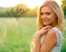KELSEA BALLERINI SIGNED AUTOGRAPHED REPRINT 8X10 COLOR PHOTO POSTER COUNTRY NEW