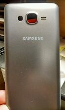 Oem new Samsung Galaxy Grand Prime G530 SMG-530T Battery Back Door Cover Gray