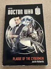 Doctor Who Plague Of The Cybermen By Justin Richards Paperback Love Read Books