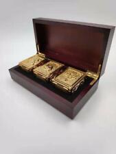 Saint Seiya Myth Cloth Soul of God Metal Pandora Box Vol.1 Aries Taurus Gemini