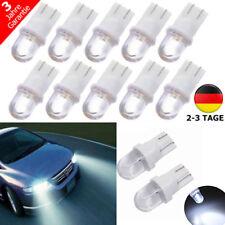10X LED Auto Xenon Standlicht Weiß Lampe Innenraum 12V Licht DHL