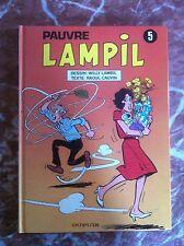 PAUVRE LAMPIL 5 EO PROCHE DU NEUF (B22)