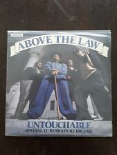 "Above the Law ""Untouchable"" rar maxi"