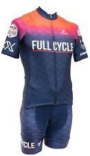Cuore Full Cycle Short Sleeve Cycling Kit + Long Slv Thermal Men SMALL Road Bike