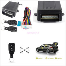 Professional Autos Remote Control Central Door Locking Keyless Entry System Kit