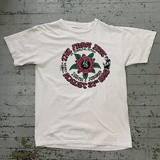 Vintage 1996 Farm Fest Doc Apple Roachpowder Concert T Shirt Mens L