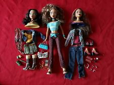 Vintage 2005 Barbie My Scene Madison / Westley Swappin' Styles Doll