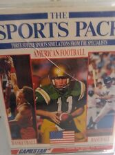 The Sports Pack Spectrum ZX 48k (2 Tapes) (Game, Anleitung, Verpackung)
