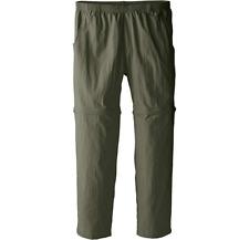 Columbia Sportswear Men's Backcast Convertible Pants Cypress Green 3XL 34 Inseam