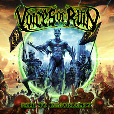 VOICES OF RUIN - Path to Immortality CD, NEU