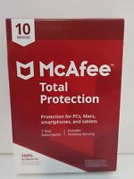 McAfee Total Protection for 10 Devices Digital Download