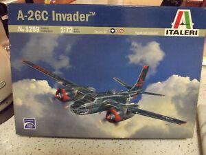 Italeri A-26C Invader Model Kit 1/72.