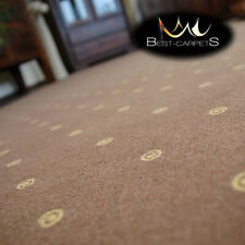 MODERN & CHEAP & QUALITY CARPETS Feltback CHIC brown Bedroom Large RUG ANY SIZE
