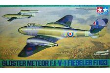TAMIYA 61065 1/48 Gloster Meteor F1 + V1 F103