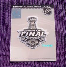 Official 2013 Stanley Cup Final Finals Boston Bruins vs Chicago Blackhawks Patch