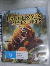 cabelas dangerous adventures PS3