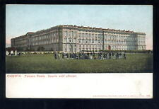 Italy CASERTA Palazzo Reale Cadet school u/b PPC