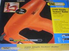 tacwise rapesco 53el stapler tacker nailer 240v takes 10mm to 14mm staples