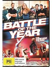 Battle Of The Year - The Dream Team (DVD, 2014)