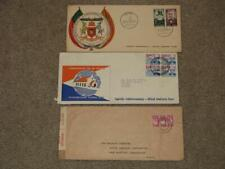 South Africa, Eeufees Pretotia Centenary, 1955, + 2 other South Africa Covers