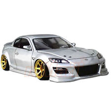 D-Like Mazda RX-8 SPIRIT R 197mm 1:10 Clear RC Cars Drift Body On Road #DL096