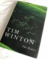 Tim Winton - The Riders - 1994 1st Picador Edition - Author Signed