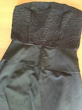 Womens Stella McCartney Black Dress Size 8 Brand New Cost $229 Formal/Cocktail