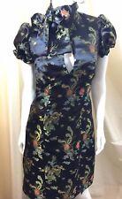 Chinesisch -  Style ❤️ Kleid * Gr. 34 NEUWERTIG