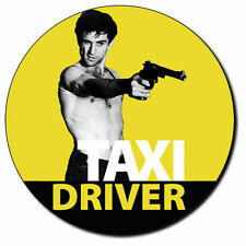 Parche imprimido, Iron on patch /Textil Sticker/- Taxi Driver, A