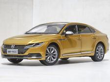 1:18 FAW Volkswagen 2018 CC (Arteon) Gold Dealer Edition
