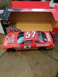 1996 Jason Keller #57 Slim Jim 1:18 Die Cast Racing Champions Premier Edition