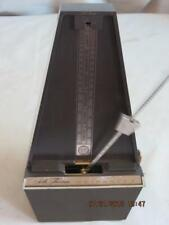 Seth Thomas Metronome De Maelzel ~Works~Winds Up, Made In Usa, Vintage!