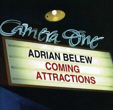Adrian Belew - Coming Attractions [New CD]