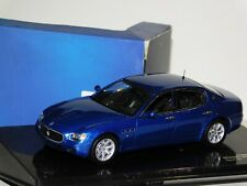 MASERATI QUATTROPORTE SPORT GT BLUE IXO MOC091 1/43