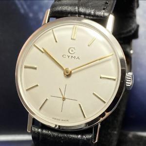 Cyma vintage wristwatch