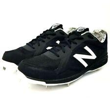 New Balance Mens Tupelk1 Revlite Metal Cleat Baseball Shoes Sz 13 D Black Euc